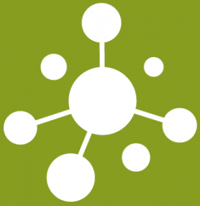 Fachkräftenetz Logo Grün